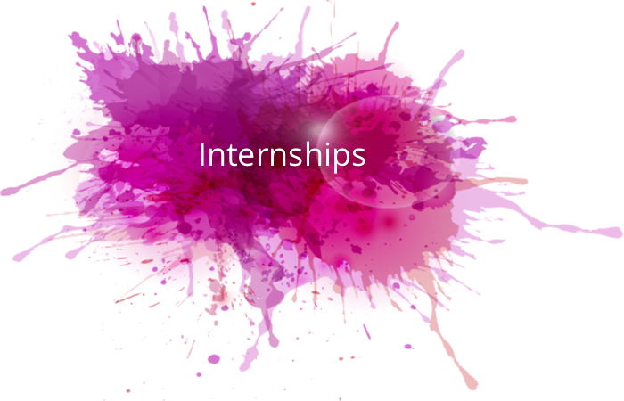 Internships button